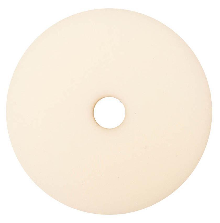 Поролоновый полировочный круг Uro-Tec 592BN d-125мм., белый