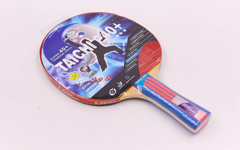 Ракетка для настільного тенісу GIANT DRAGON TAICHI P40+ 3*