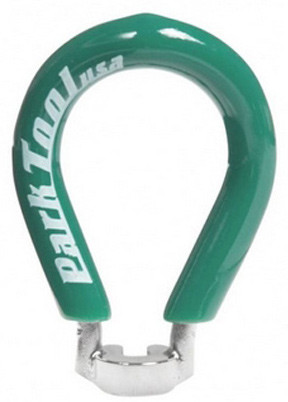 "Ключ для спиц Park Tool 130"" зеленый"