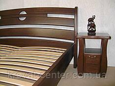 """Маленька тумбочка з дерева """"Грета Вульф Міні"""" (довжина 40 см)"""