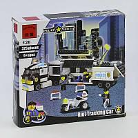 Конструктор Полицейский участок 325 дет. Brick 128