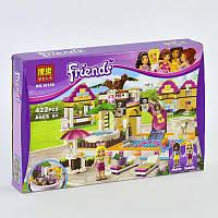 Конструктор Friends Городской бассейн 422 дет. 10160