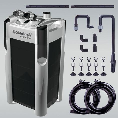 Фильтр аквариумный внешний JBL CristalProfi e1502 greenline до 600л (1400 л/ч, 20 Вт)