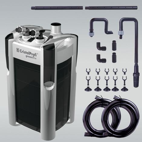Фильтр аквариумный внешний JBL CristalProfi e902 greenline до 300л (900 л/ч, 11 Вт)
