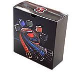 Кожаный мужской ремень-автомат Andro в подарочной коробке, фото 5