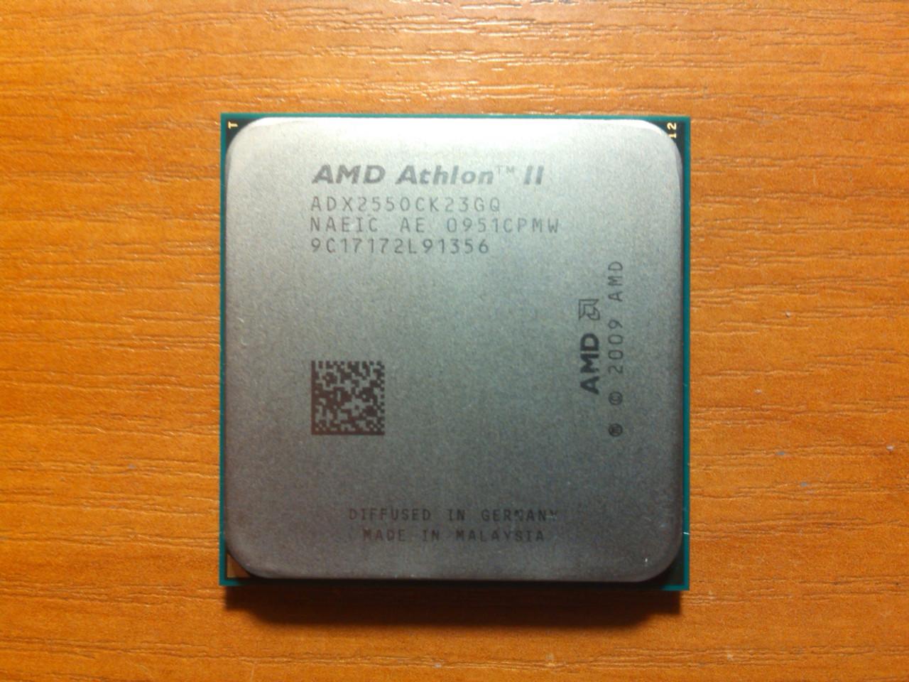 AMD Athlon II X2 255 ADX255OCK23GQ Гарантия!