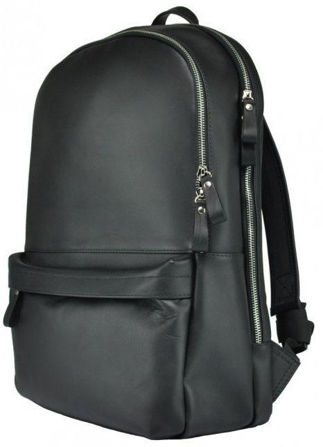 128143792579 Рюкзак кожаный TIDING BAG 7273A-1, 19 л,черный — только качественная ...
