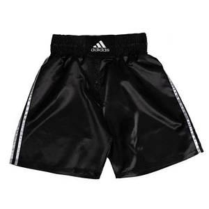Боксерские шорты ADIDAS Multi GS (S, сереб.полосы)