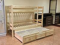 Кровать Л 306, 2-х ярусная, фото 1