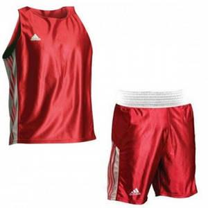 Боксерская форма ADIDAS Starpak (Красная, S)