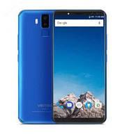 """Смартфон VERNEE X1 4+64Gb blue синий (2SIM) 6"""" 13+5/16+5Мп 3G 4G оригинал Гарантия!"""