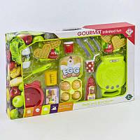 Вафельница с продуктами BQ804A