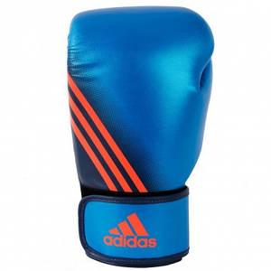 """Боксерські рукавички Adidas """"Speed 200 (синій, ADISBG200)"""