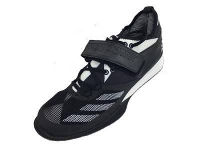 Штангетки Adidas Crazy Power (Черные), фото 2
