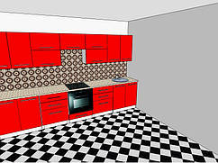 Кухня Бьянка в Львове