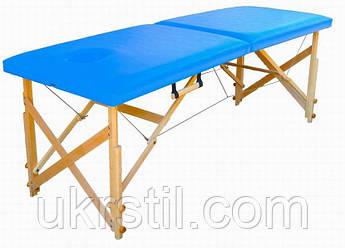 Складной массажный стол  Массажист В