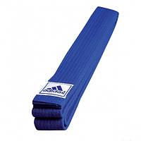 Пояс для кимоно Adidas серии CLUB (Синий)
