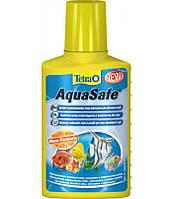 Tetra AQUA SAFE 250 мл для подготовки воды для аквариума