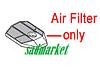 Фильтр воздушный бензопилы ALPINA A 3700, A 4000