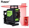 Лазерный уровень Huepar 5 красных линий HP-901CR