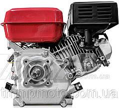 Двигатель 170F  d=25mm под шлиц  (7,5 HP, датчик масла , бумажный фильтр)