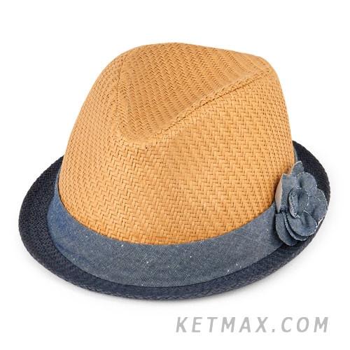 Соломенная шляпка The Children's Place для девочки