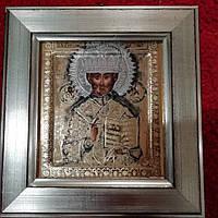 Фарфоровая икона Святой Николай