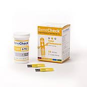 Тест-полоскиBeneCheck BK-С2холестерин, 10 шт, Польша