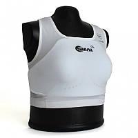 Женская защита груди для каратэ SMAI WKF