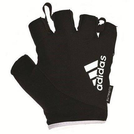 Фитнес-перчатки Adidas ADGB-12321WH, фото 2