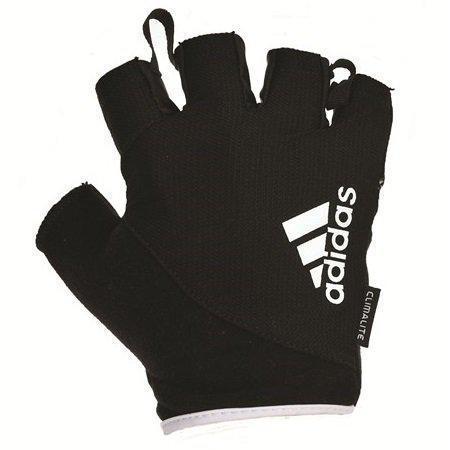 Фитнес-перчатки Adidas ADGB-12322WH M