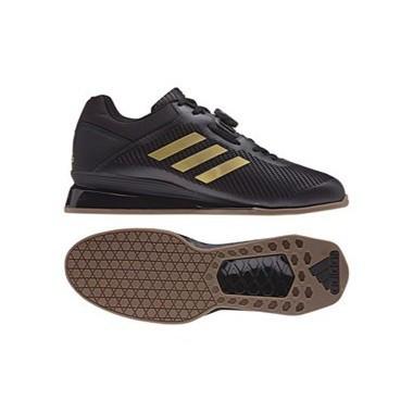 f3bf3bd819d918 Штангетки Adidas LEISTUNG 16 2.0 Powerlift Gold CQ1769 37 — в ...