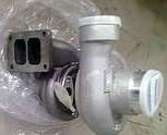 Турбокомпрессор (турбина) в сборе Dong Feng, Foton (CY4102QBZL 3,86L)