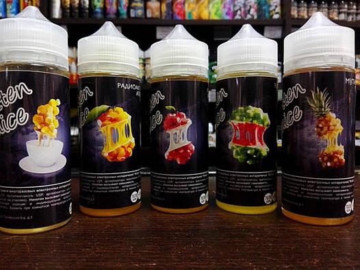 Жидкость для электронных сигарет Rotten Juice 120ml Original