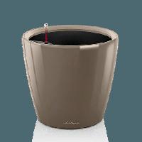Умный вазон Classico LS 28 серо-коричневый