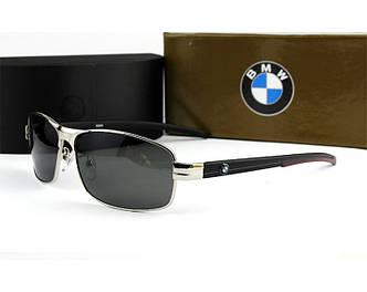 Солнцезащитные очки в стиле BMW (750) silver SR-951