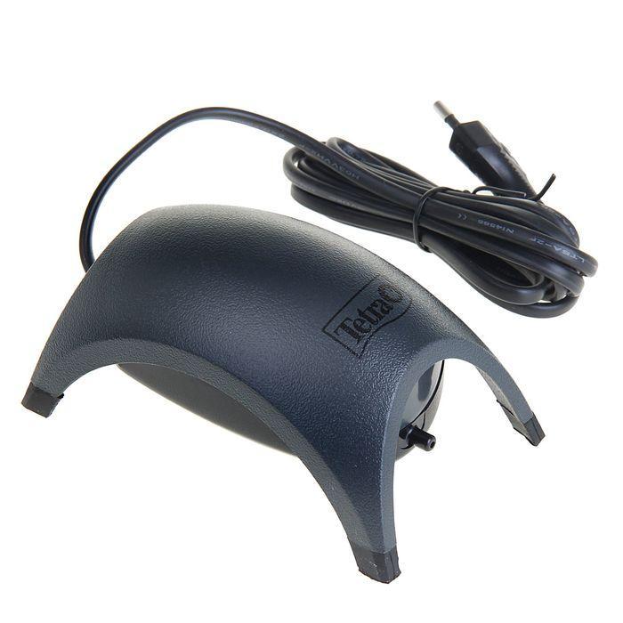 Компрессор Tetratec APS  400 для аквариума 250-600л одноканальный черный