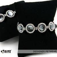 "Ожерелье ""Black Crystal"", фото 1"