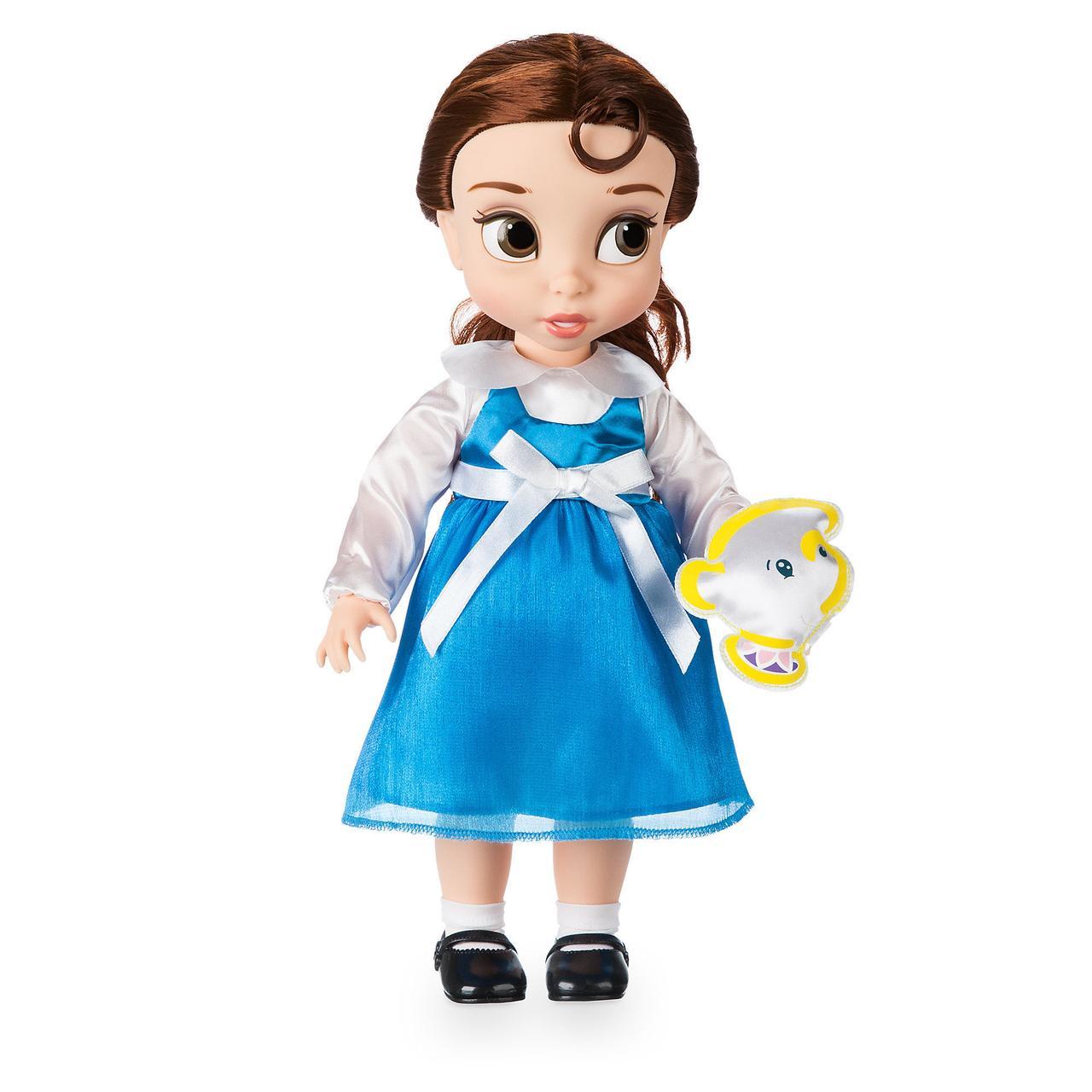 Disney Animators Дисней Аниматор Кукла принцесса малышка Белль