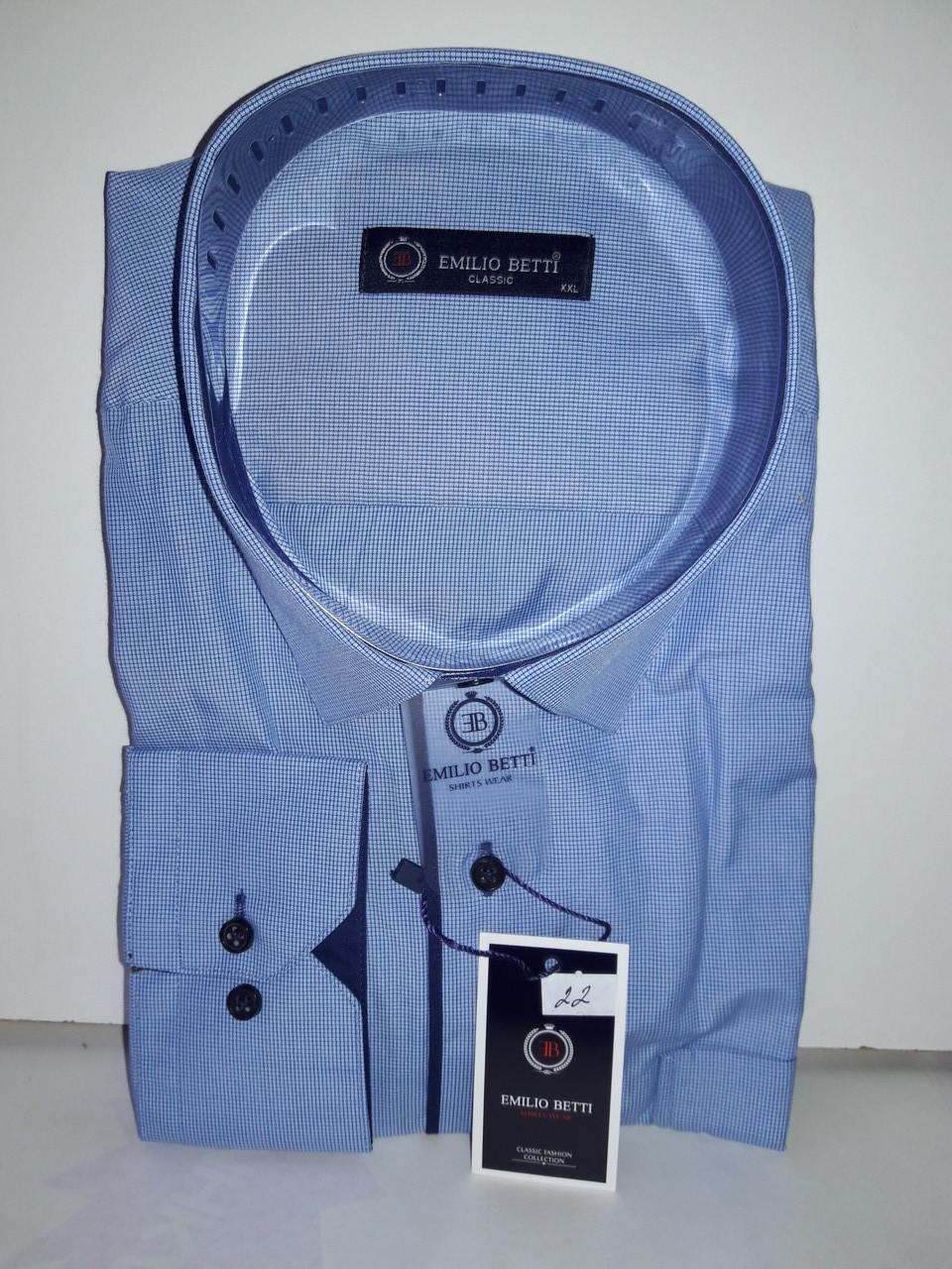 de8229721de Рубашка Emilio Betti - Магазин Рубашек VIK в Запорожье