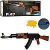 """Автомат пневматический """"AK-47"""" CYMA P.47 на пульках, фото 2"""
