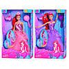 Кукла DEFA 8188  2 цвета, аксессуары, в кор-ке, 20-32,5-6см