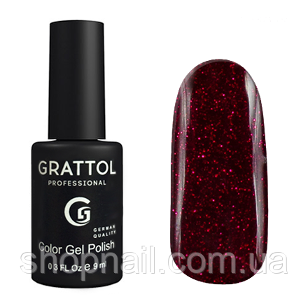 Grattol Color Gel Polish LS Ruby 02