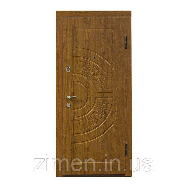 Двері вхідні металеві НА-08