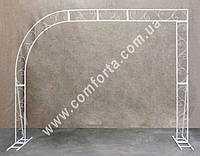 31983 Флора Трансформер, арка-фон свадебная 3 в 1, каркас металлический