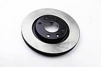 Тормозной диск перед. Berlingo/Partner 01- (-ESP/266мм)