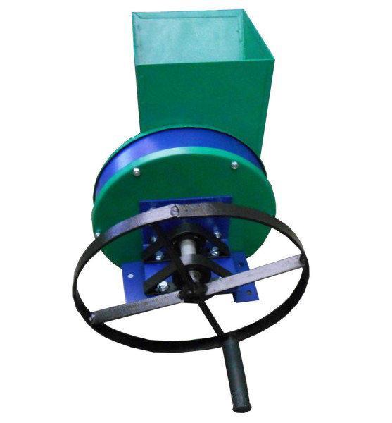 Измельчитель Юга-Сервис ПОФ2 ручной для фруктов и корнеплодов (300 кг/час)