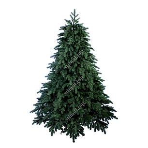 Елка зеленая литая 1.8 метра ✓ Искусственная зеленая ель Премиум ✓ Ели новогодние ПВХ ✓ Ялинка штучна, фото 2