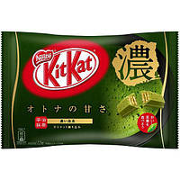 Батончики Kit Kat Rich Green