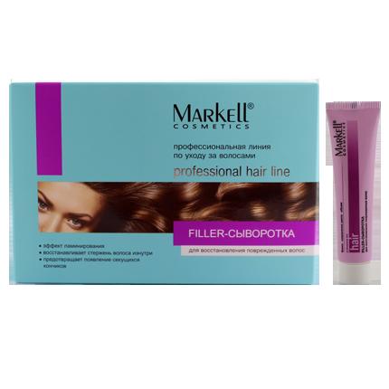 Filler-сыворотка  для востановления поврежденных волос (75мл)